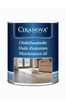 CIRANOVA MAINTENANCE OIL