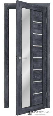 Ekofaneruotos durys K428