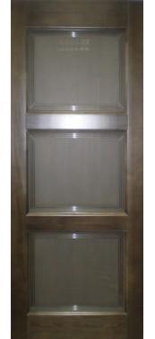 Pušinės durys M117-1