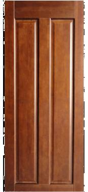 Pušinės durys M2
