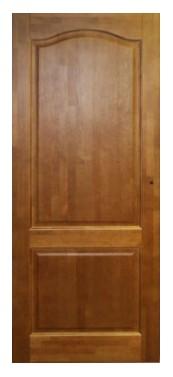 Pušinės durys M4