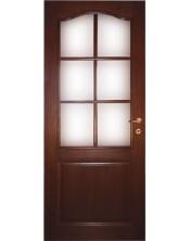 Pušinės durys M4-1