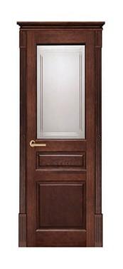 Pušinės durys M5-1