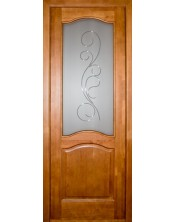 Pušinės durys M7-2