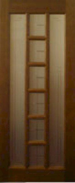 Pušinės durys M11-1-1