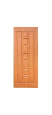 Pušinės durys M11-3
