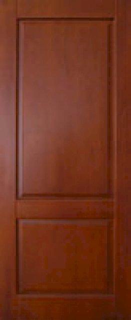 Pušinės durys M12