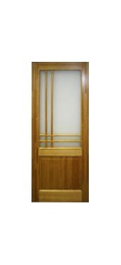 Pušinės durys M12-1
