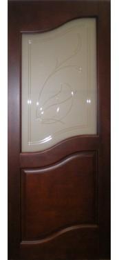 Pušinės durys M14-1