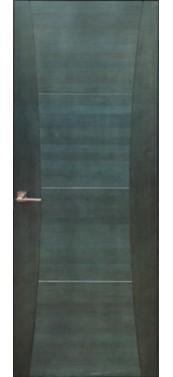 Pušinės durys M8
