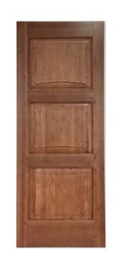 Pušinės durys MD6