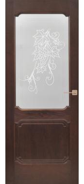 Pušinės durys MD7-1