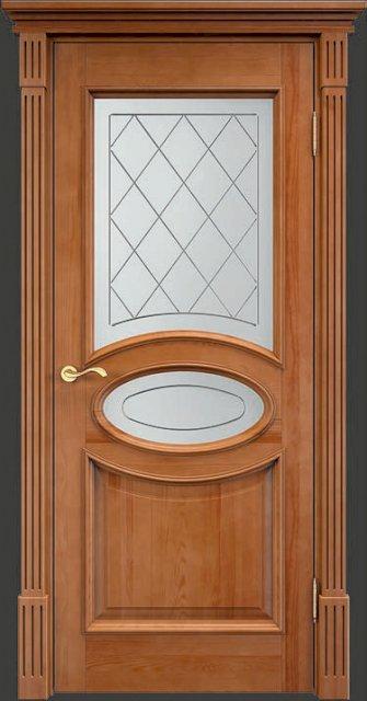 Pušinės durys M26-1